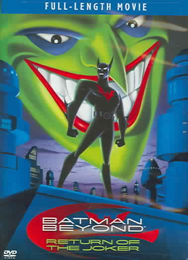BATMAN BEYOND:RETURN OF THE JOKER BY BATMAN BEYOND (DVD)