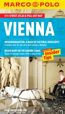 Vienna Marco Polo Guide By Marco Polo (EDT)